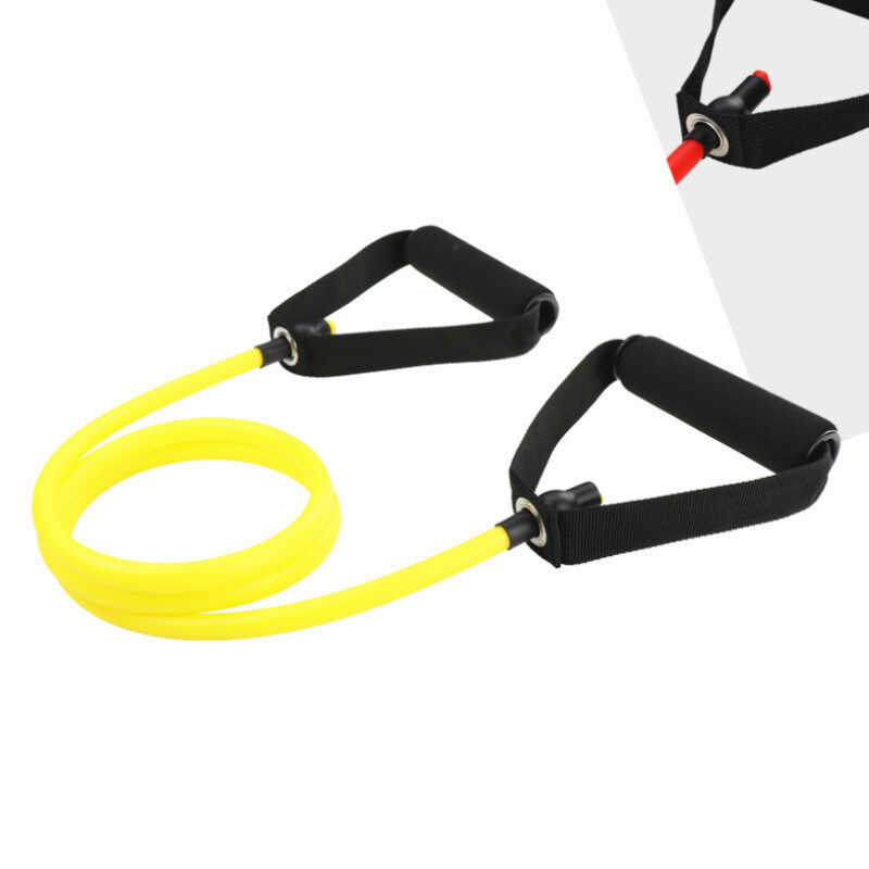 Yoga Pull Rope Elastic Resistance Bands Fitness Exercise Tube Practical Training Rubber Tensile Expander 15991942