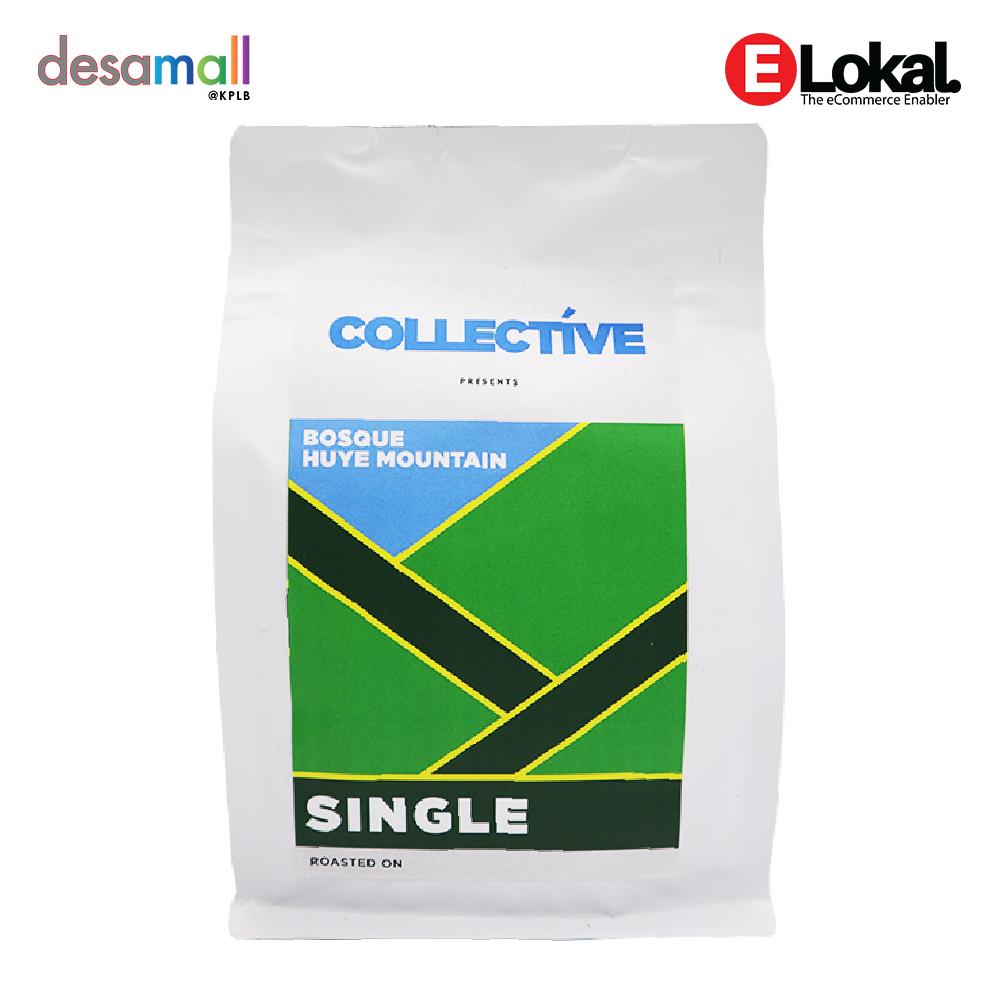 COFFEE COLLECTIVE Rwanda Bosque (250g) - Jenis Kisaran : Halus