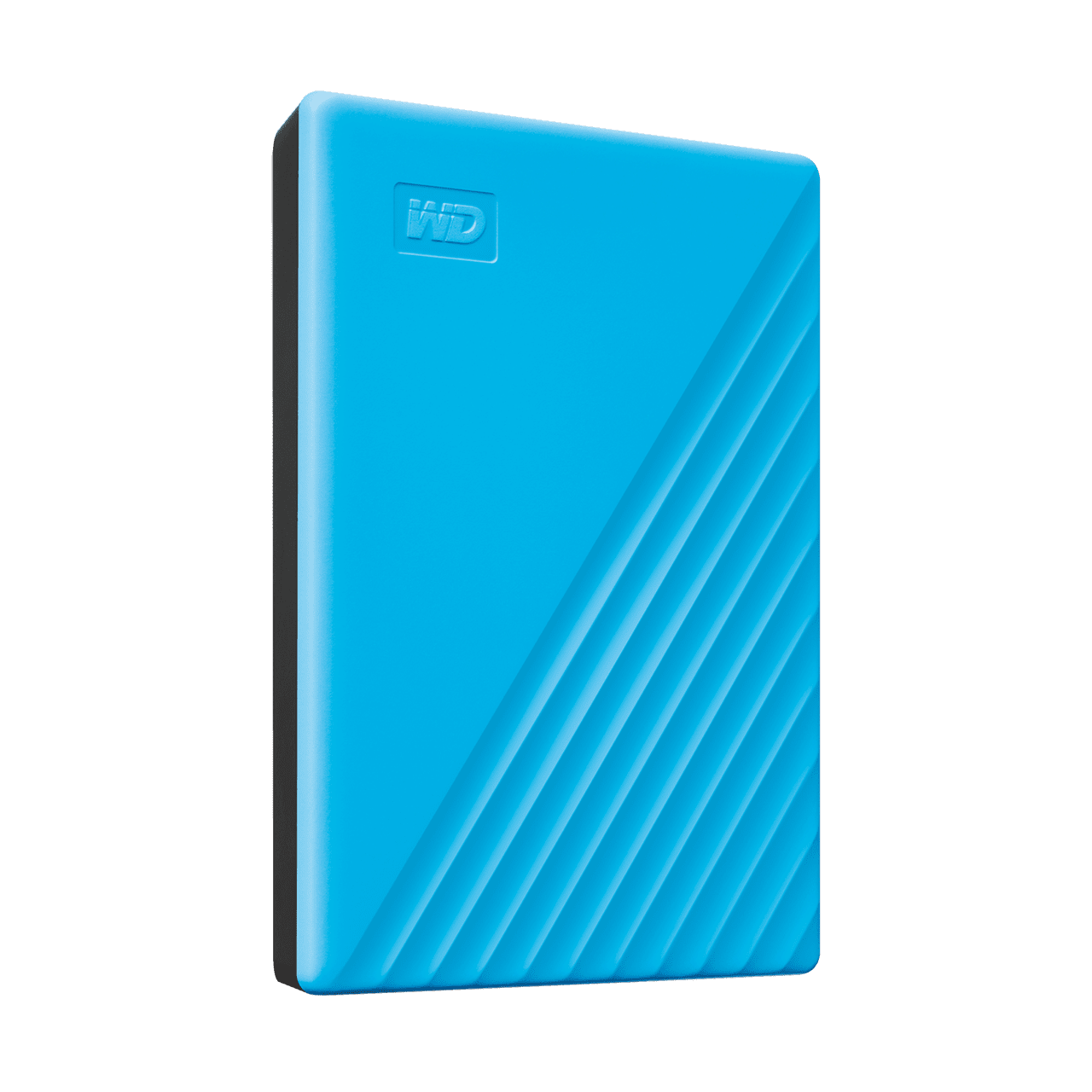 WD Western Digital My Passport 1TB / 2TB / 4TB / 5TB Slim Portable External Hard Disk USB 3.0 With WD Backup Software & Password Protection