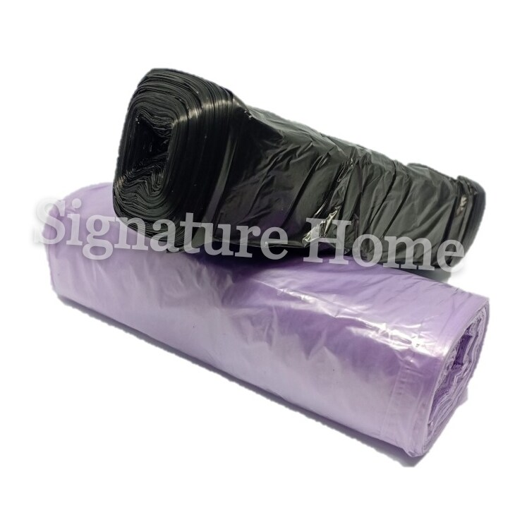Signature Home Rubbish Bag / Garbage Bag / Disposable Garbage Trash
