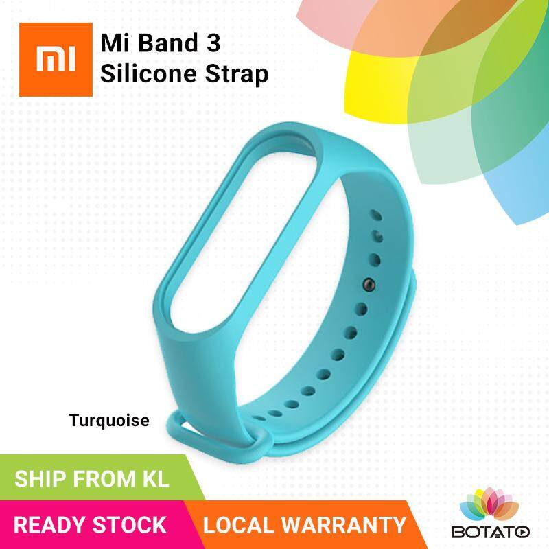 *Strap only* [[Silicone Replace Bracelet Wristbands Strap]] for Xiaomi Mi Band 3
