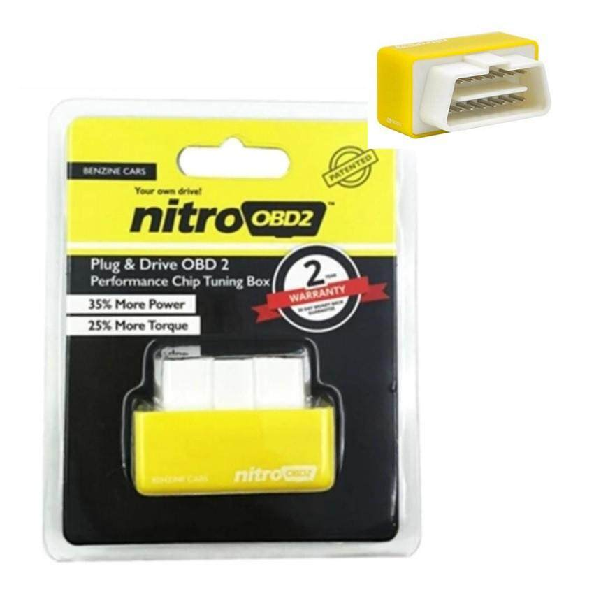 ECUs - Nitro OBD2 for Petrol Car Chip