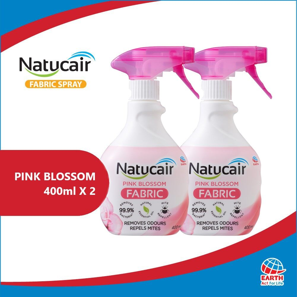 Natucair Fabric Spray Assorted Variants [Bundle of 2]EHB000001d