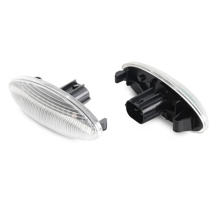 Car Lights - 2x Led Side Wing Repeater Indicator Lights For TOYOTA YARIS AURIS COROLLA RAV4 - Replacement Parts