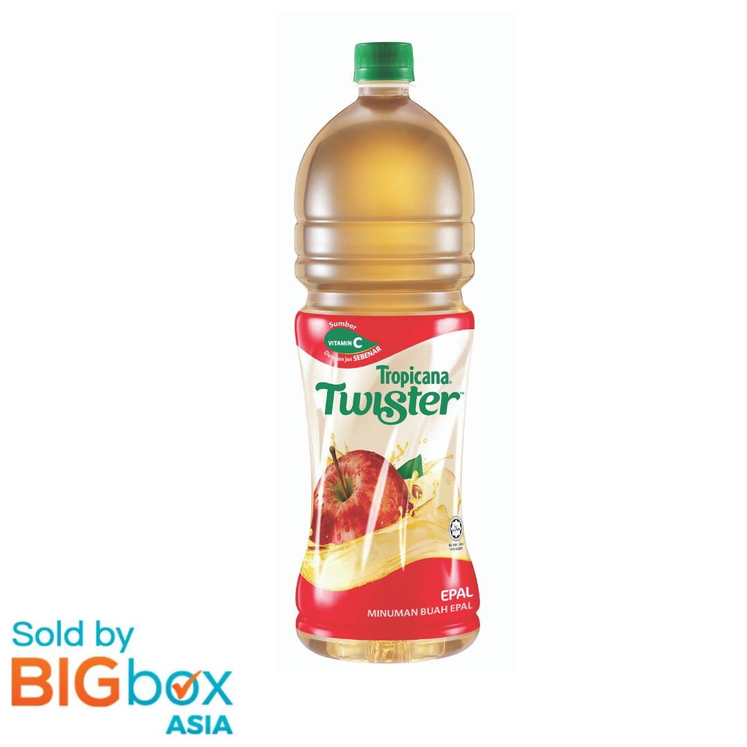 Tropicana Twister PET 1.5L - Apple