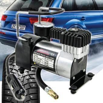 140PSI 12V Multi-Use Heavy Duty Air Compressor Pump Electric Tire