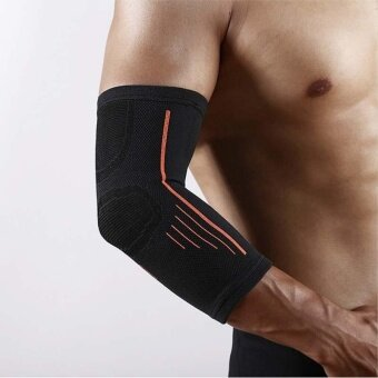 2pcs/lot Sports Elbow Pads Arm Support Elbow Sleeve Brace Guard Pad Protector Soft Sports