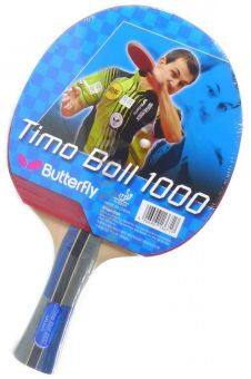 Harga Butterfly Table Tennis Racket Timo Boll 1000