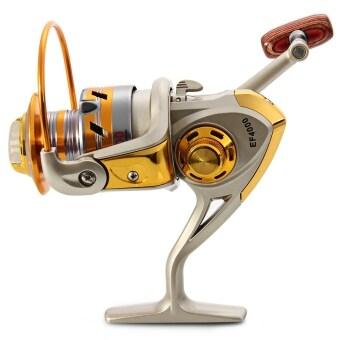 EF - 4000 Metal Spool Spinning Fishing Reel Carretilha Pesca Wheel 10-Ball Bearing 5.5 : 1 ...