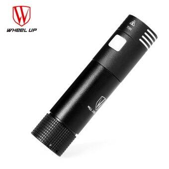 Harga WHEELUP Bike Cycling Night Riding Flashlight Portable Bicycle Front Handlebar Light Torch