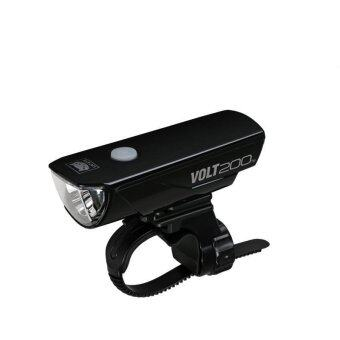 Harga CATEYE Cycling Bicycle Portable Safety Bike Front Light Lamps Rechargeable