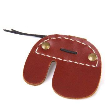 Harga Leather Finger Tab Protection