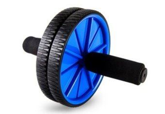 Harga Ab Roller Fitness Double Wheel