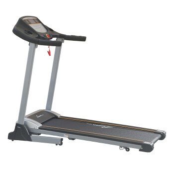 Harga 2 years warranty - Motorized Folding Treadmill Running Machine with Body Fat Test(black)