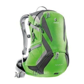 Harga DEUTER FUTURA 22 HIKING BACKPACK - SPRING ANTHRACITE