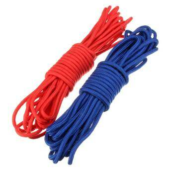 Harga 10M 6mm Dia Safety Lifeline Climbing Rope Cord Outdoor Escape Practical 32.8FT