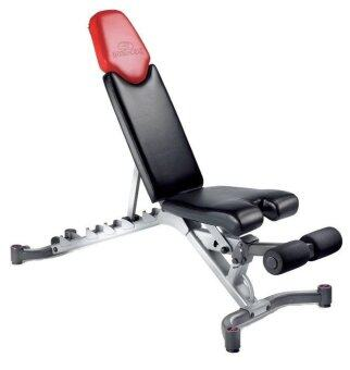 Harga Bowflex 5.1 Professional Dumbbell Sit Up Bench Weight lifting Chair Weightlifting