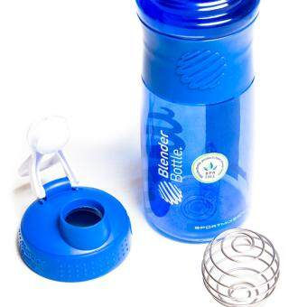 Harga Botol shaker blender bottle BIRU BLUE