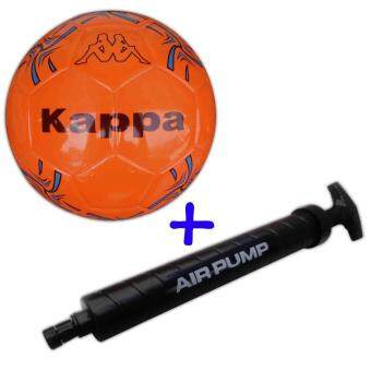 Harga Kappa Futsal Ball KG3NL023 With Double Action Hand Pump