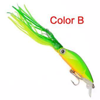Harga 1pc New fishing tackle Sleeve-Fish Fishing lure 17.5cm/18g fishing bait 6 Color Aluminum-finish or pearl-finish