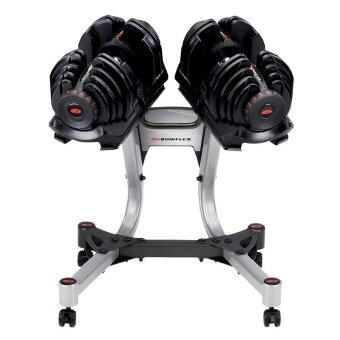 Harga Bowflex SelectTech 552 Adjustable Dumbbells (Pair) With Stand