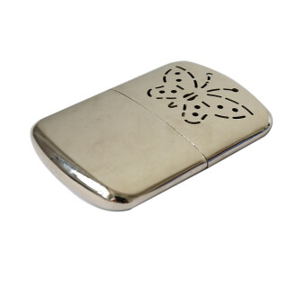 Harga Small Ultralight hand warmer Aluminum Portable Handy Pocket HandWarmer Hunt