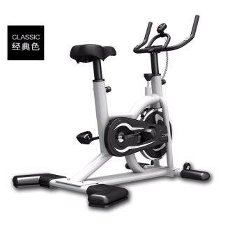 Harga Lexcon 10kgs Flywheel Indoor Cycling Bike / Ultra-quiet Fitness Spinning Bike / Upright Stationary Exercise Cycling Bike w/ LCD Monitor FREE water bottle