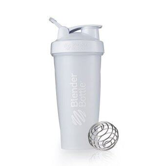 Harga Blender Bottle Classic W/Loop 28Oz (Full White)