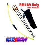 KidzBow    Traditional Bows & Arrows