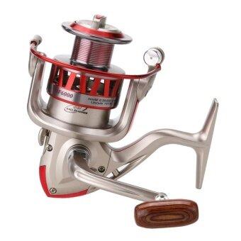 NBS Spinning Fishing Reel CM1000-7000 Series Metal Fishing Reel 5.5:1 10BB + 1 Bearing Balls Spinning Reel Carp Fishing Wheel (DF5000) ...