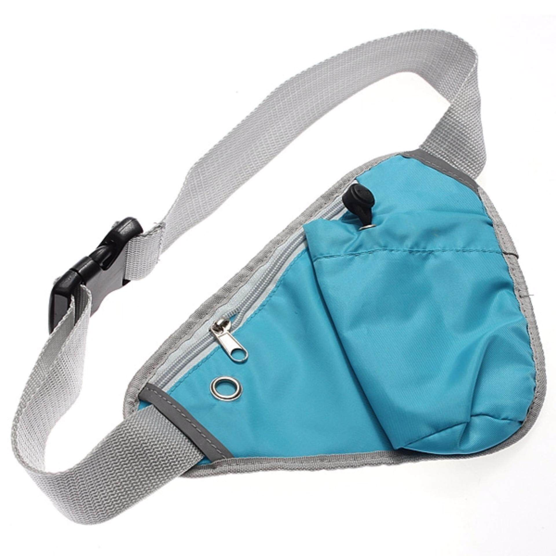 Poly-Pac Waterproof Fanny Sling Pack with Bottle Holder + Phone Case