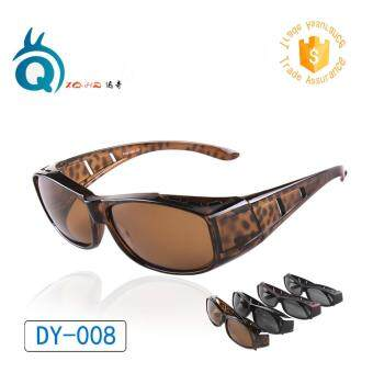Wear Over Prescription Glasses Polarized Lens Covers Sunglasses Fit Over Sun Glasses
