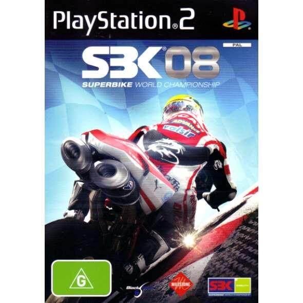 Ps2  SBK 08 Superbike World Championship