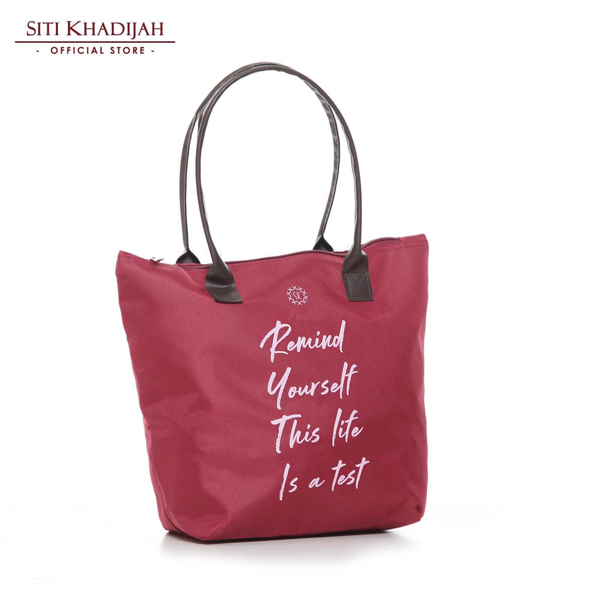 Siti Khadijah Tote Bag Remind