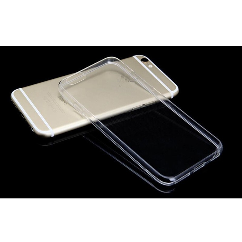 ULTRA Transparent Slim Soft TPU Back Cover Case for iPhone 5 6 7 Plus X XS Max - FOR IPHONE 5 / FOR IPHONE 6 / FOR IPHONE 6 PLUS / FOR IPHONE 7 / FOR IPHONE 7 PLUS / FOR IPHONE XR / FOR IPHONE XS MAX / FOR IPHONE X