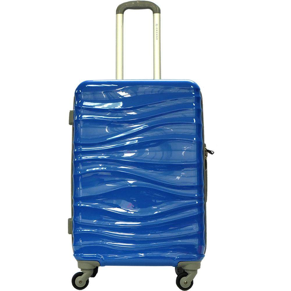 Giordano 24inch PC Trolley Hard Case- BQ1206(Blue)