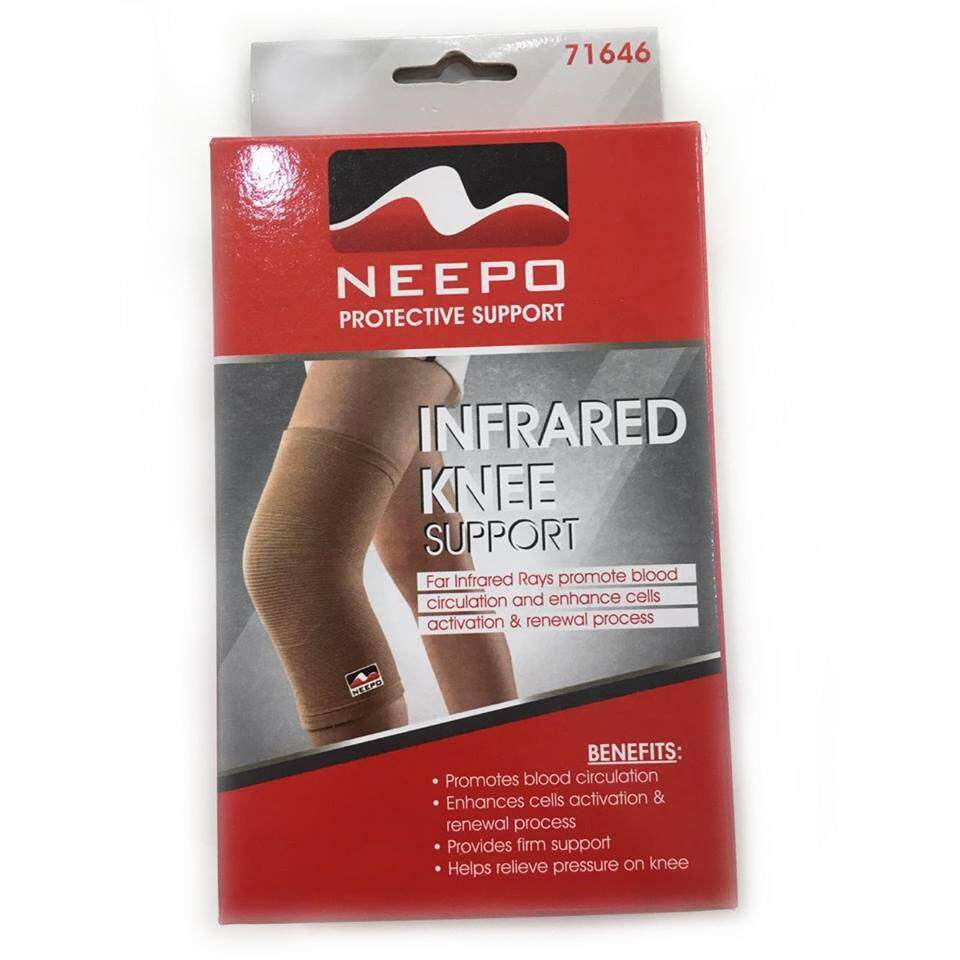 [MPLUS] NEEPO INFRARED KNEE SUPPORT 71646 M