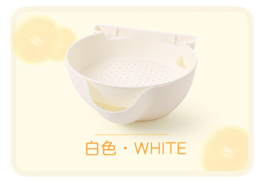 Double fruit tray drain basket (Relax Life)