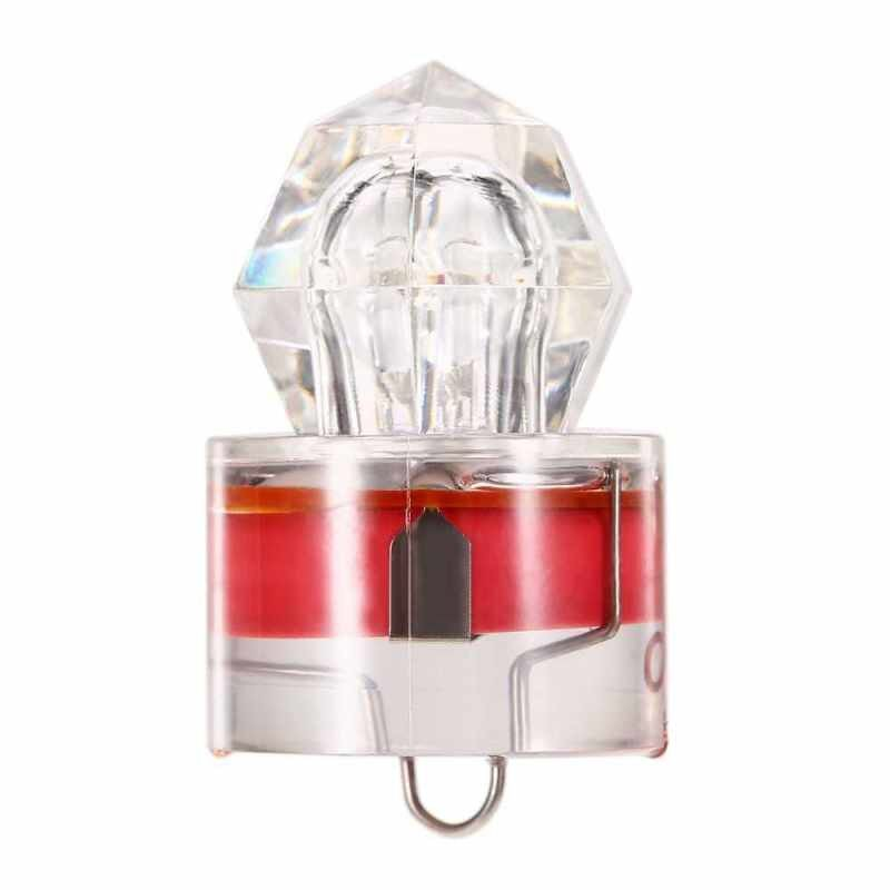 Best Selling Fishing Lures LED Lighted Bait Flasher Saltwater Freshwater Bass Lures Attractant Offshore Deep Sea Dropping