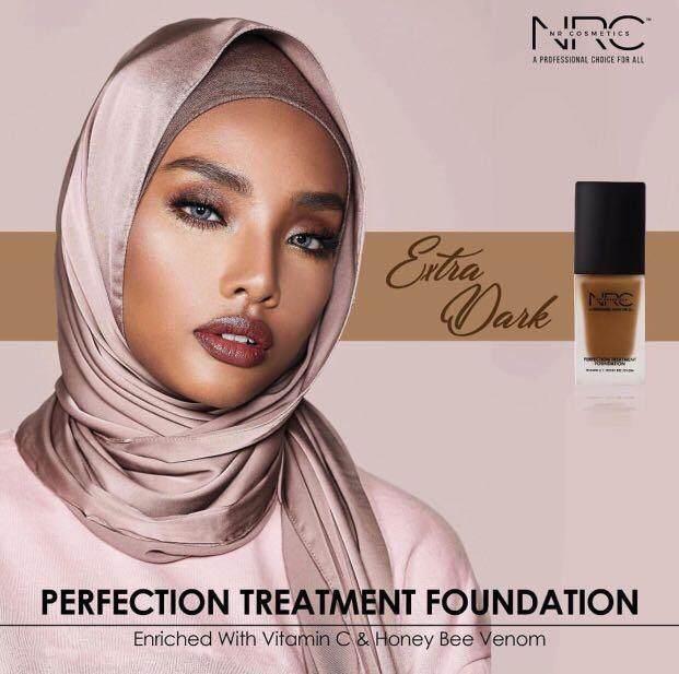 NRC FOUNDATION (EXTRA DARK) foundation