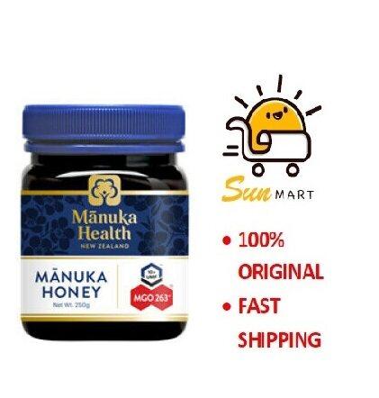 MANUKA HONEY MGO 263+ (250G)
