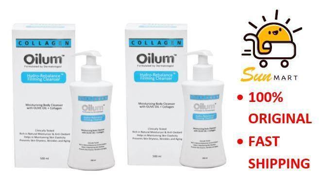 Oilum Hydro Rebalance Firming Cleanser 500ml x 2