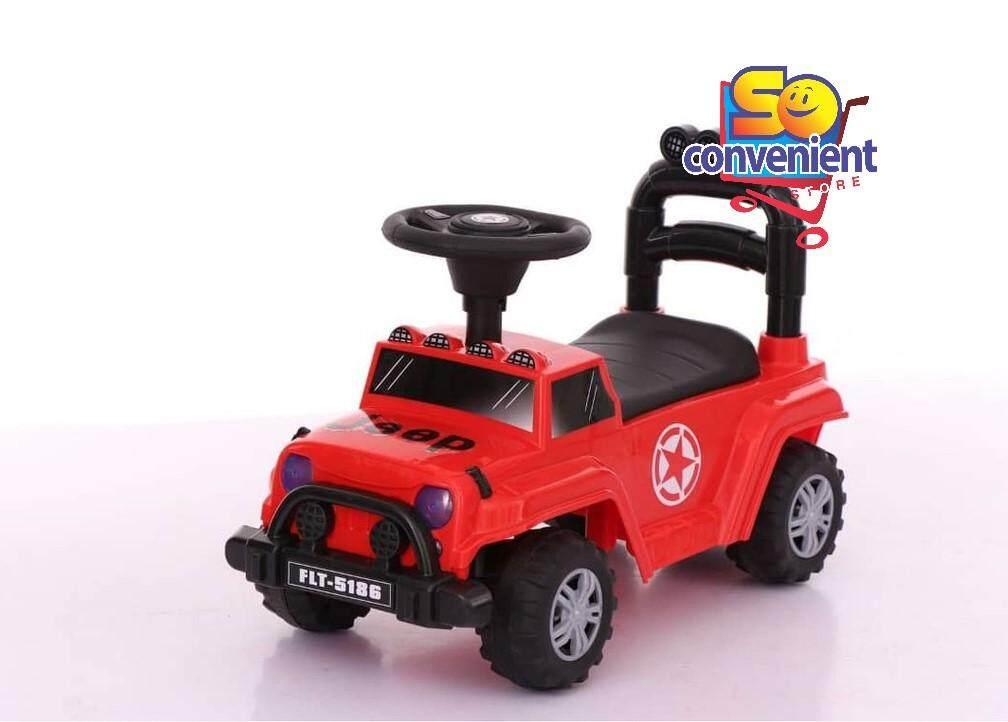 Kids Ride On Car Push Car with BiBi Horn 7662