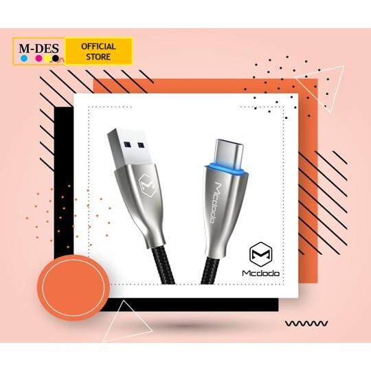MCDODO 5A QC4.0 Super Charge Type-C Data Cable CA5420 [x2pcs FREE 1]