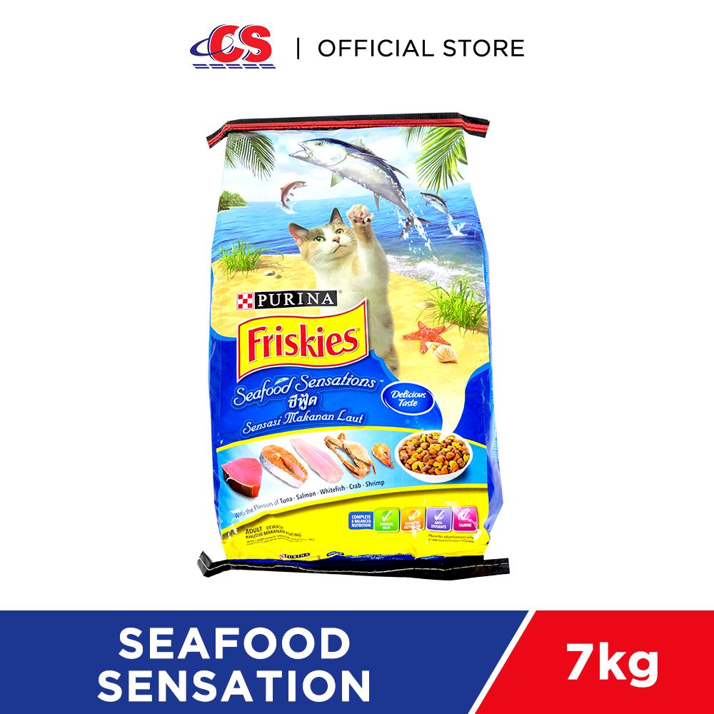 FRISKIES Adult Seafood Sensation 7kg