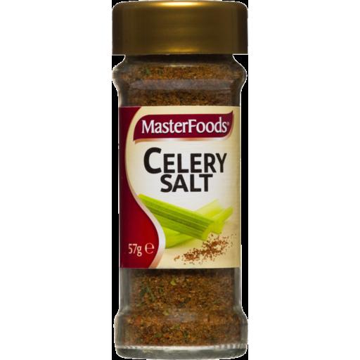 SPICE MasterFoods Celery Salt 57g RATATOO GROCER