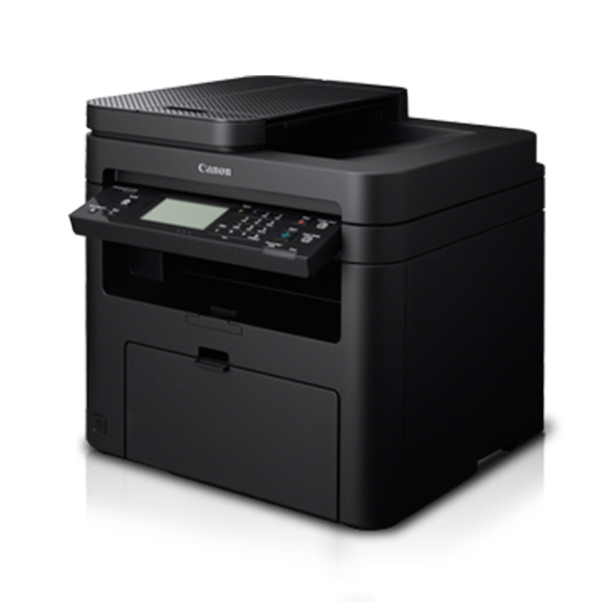 Canon  imageCLASS MF235 Compact All-in-One Mono Printer (Print, Copy, Scan, Fax) with ADF, Print, Scan, Copy, Fax
