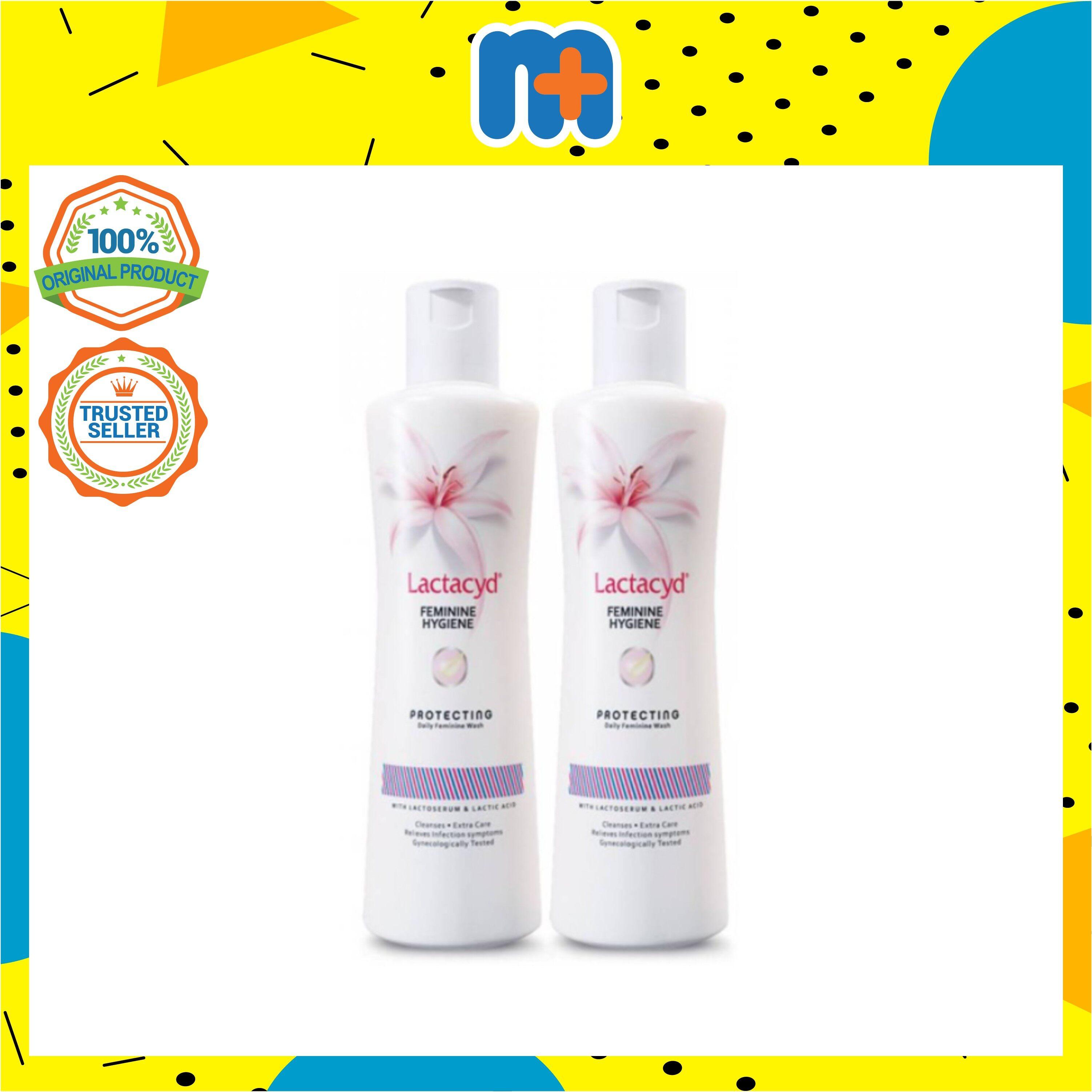 [MPLUS] LACTACYD Feminine Hygiene 2x250ml