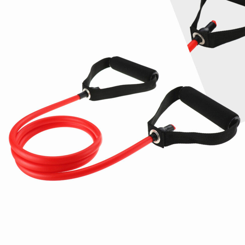 Yoga Pull Rope Elastic Resistance Bands Fitness Exercise Tube Practical Training Rubber Tensile Expander 15991944