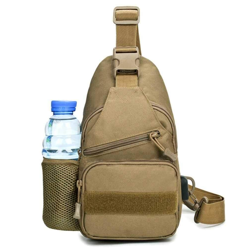 #6019 Universal Outdoor Wear-Resistant Chest Bag